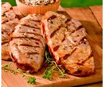 Boneless Pork Sirloin Cutlets