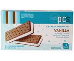 PICS Ice Cream Bars 12 Pack