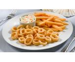 Fried Calamari Dinner