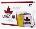 Budweiser or Molson Canadian 12 Pack