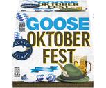 Goose Island or Sierra Nevada Oktober Fest 12 Pack