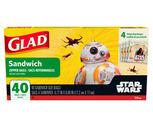 Glad Disney Sandwich Bags