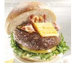 "Certified Angus Beef Gourmet ""Pub Style"" Burgers"