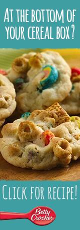 General Mills Cookies