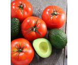 Fresh Ripe Avocados or Beefsteak Tomatoes