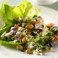 Crunchy Chicken-Cilantro Lettuce Wraps