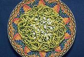 Linguine and Spinach Pesto