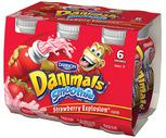 Danimals Smoothies 6 Pack