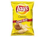 Lay's Family Size Potato Chips or Doritos