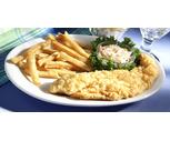 Fried Haddock Dinner