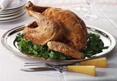 Popeyes Cajun Fried Turkey
