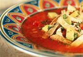 Ancho Tortilla Soup