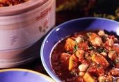 Caribbean Sweet Potato Crockpot Stew