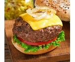 "Certified Angus Beef ""Pub Style"" Gourmet Burgers"