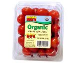 Fresh Organic Grape Tomatoes Pint
