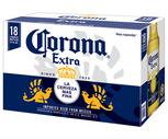 Heineken, Heineken Premium Light or Corona Extra 18 Pack