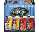 Blue Point or Samuel Adams Octoberfest 12 Pack