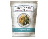 Wild Salmon or Tilapia Fillets
