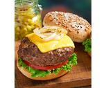 "Certified Angus Beef® ""Pub Style"" Gourmet Burgers"