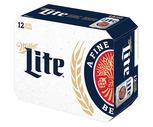Miller Lite 12 Pack