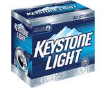Keystone Light, Milwaukee's Best or Genesee 30 Pack