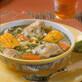 Bogotá-Style Chicken and Potato Soup