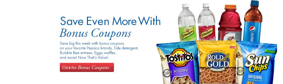 Bonus Coupons