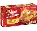 Aunt Jemima Waffles, Pancakes or French Toast