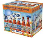 Blue Moon Fall Variety or Goose Island Oktober Fest 12 Pack