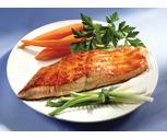 Frozen Organic Salmon Portions