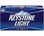 Busch, Miller High Life or Keystone Light 18 Pack