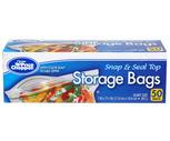 Price Chopper Snap & Seal Food Storage Bags