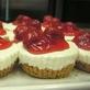 Baked Miniature Cheesecake