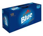 Bud Light, Coors Light, Miller Lite or Labatt Blue 18 Pack