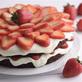 Summer Berry Chocolate Cake