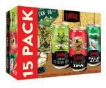 New Belgium or Saranac 15 Pack or Lagunitas 12 Pack