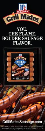 Grill Mates Sausage