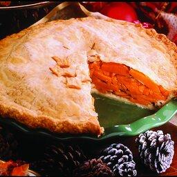 Old Fashion Sweet Potato Pie