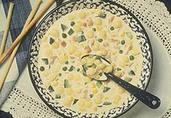 Pasta Vegetable Chowder