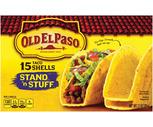 Old El Paso Stand 'n Stuff Tortilla Shells