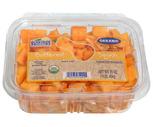 Fresh Organic Cubed Butternut Squash 16 oz.