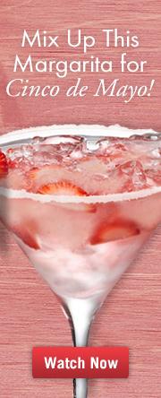 Strawberry Margerita
