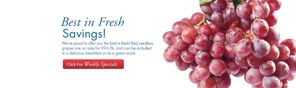 Best in Fresh