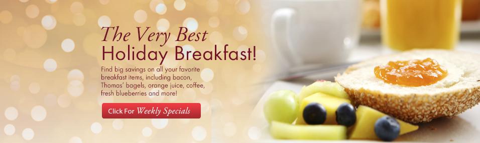 Breakfast Savings