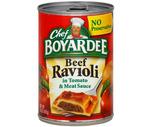 Chef Boyardee Ravioli