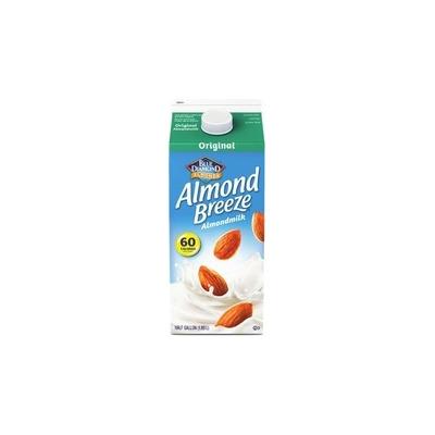 Sunny D Citrus Punch or Almond Breeze Almond Milk