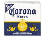 Corona Extra, Corona Light or Land Shark 12 Pack