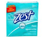 Zest Aqua Soap 10 Pack