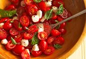 Tomato-Mozzarella Toss