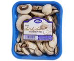 Fresh Sliced White Mushrooms 8 oz.